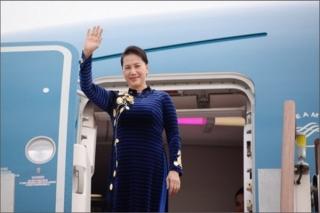 Chủ tịch Quốc hội tham dự Hội nghị APPF 27 tại Campuchia