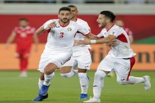 Đánh bại Syria, Jordan giành vé dự vòng 1/8 Asian Cup 2019