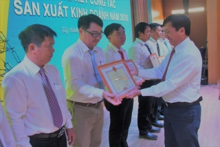 Tây Ninh tiết kiệm được hơn 63 triệu kWh điện