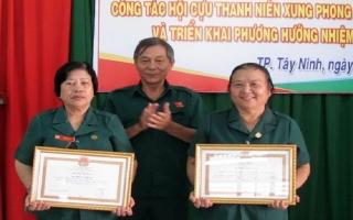 Hội Cựu TNXP Thành phố tổng kết công tác Hội năm 2018