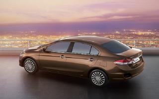 Ưu điểm của Suzuki Ciaz trong phân khúc sedan dưới 500 triệu đồng