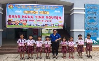 TP.Tây Ninh: Tập trung chăm lo đời sống cho thiếu nhi