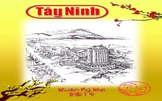 Ðón xem Báo Tây Ninh Xuân Kỷ Hợi 2019