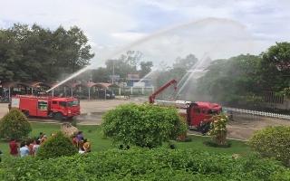 Năm 2018 toàn tỉnh xảy ra 57 vụ cháy