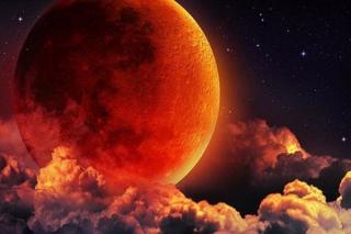 """""""Siêu trăng máu"""" xảy ra hôm nay 21-1-2019"""