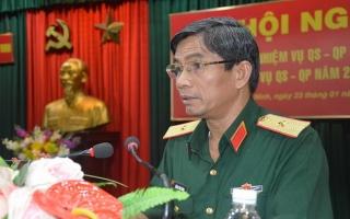 Bộ CHQS Tây Ninh tổng kết nhiệm vụ năm 2018
