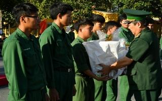 Quân nhân hoàn thành NVQS tại ngũ về địa phương