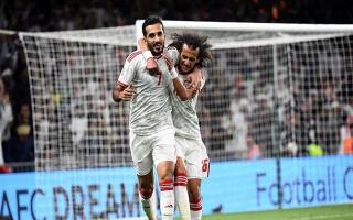 UAE biến Australia thành cựu vương Asian Cup