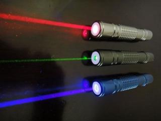 Bút chiếu laser làm tổn hại mắt
