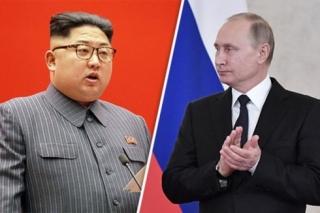"""Cuộc gặp Thượng đỉnh Nga-Triều được đặt trong """"chương trình nghị sự"""""""