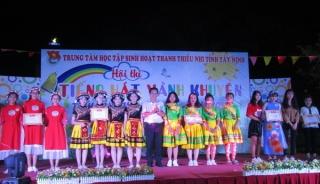 TP.Tây Ninh đạt giải nhất toàn đoàn
