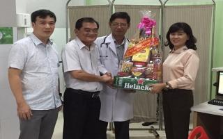 Phó Bí thư Thường trực Tỉnh ủy thăm các cơ sở y tế tại Hoà Thành