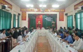 Thành phố, Châu Thành: Chốt quân số giao quân năm 2019
