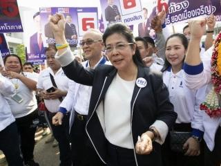 Thái Lan: Hàng nghìn ứng cử viên đăng ký tham gia tranh cử