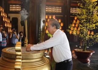 Phó Thủ tướng dự họp mặt truyền thống Sài Gòn - Chợ Lớn - Gia Định - TPHCM