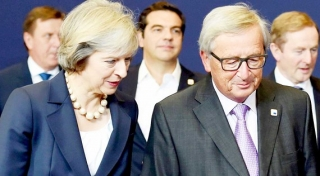 Chạy đua với Brexit