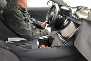 Mercedes S-class thế hệ mới dùng màn hình như iPad