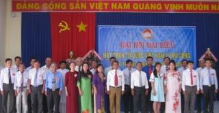 UB.MTTQVN xã Mỏ Công tổ chức Đại hội nhiệm kỳ 2019-2024