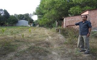 Kháng cáo vì bị buộc phải đền bù tiền sử dụng đất cho lối đi chung