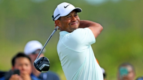 Tiger Woods qua nhát cắt Genesis Open