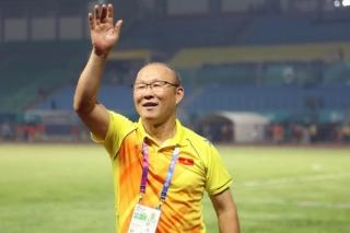 HLV Park Hang Seo được Bộ Y tế mời làm đại sứ sức khỏe