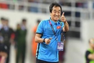 Lee Young-jin chính thức nắm tuyển U-22 Việt Nam