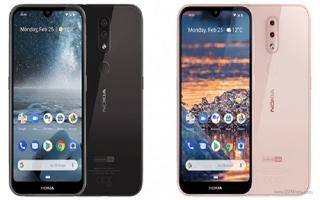 Nokia ra loạt smartphone giá rẻ và điện thoại 'cục gạch'
