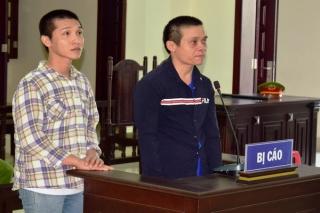 Hai đối tượng buôn ma túy, lãnh án 27 năm tù