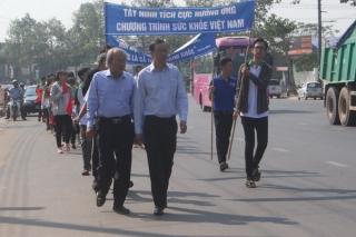 Tây Ninh: Hưởng ứng chương trình 'Sức khỏe Việt Nam'