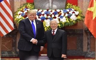 Ngoạn mục giao thương Việt – Mỹ