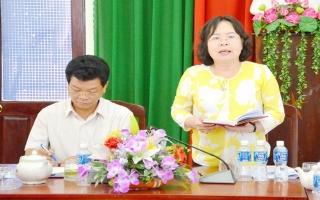 HĐND tỉnh khảo sát công tác cải cách hành chính tại huyện Hòa Thành