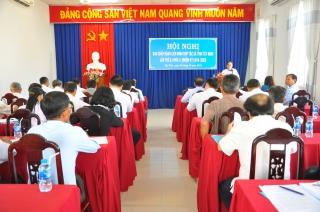 Năm 2019, Tây Ninh phấn đấu đạt 119 HTX