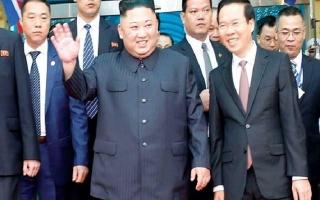 Chủ tịch Triều Tiên hôm nay thăm chính thức Việt Nam