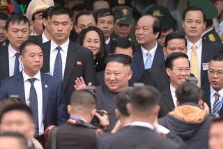 Việt Nam-Triều Tiên: Phát triển quan hệ hữu nghị truyền thống