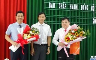 Luân chuyển Giám đốc Sở Công thương làm Bí thư Huyện uỷ Gò Dầu