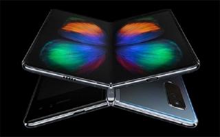 Samsung muốn bán công nghệ của Galaxy Fold cho Apple