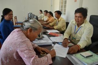 Ninh Thạnh: Thực hiện hiện quả Đề án tinh giản người hoạt động không chuyên trách