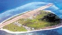 Tàu Trung Quốc bao vây đảo Thị Tứ