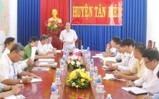 Tân Biên: Triển khai kế hoạch tổng điều tra dân số và nhà ở năm 2019