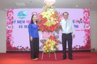 Hội LHPN Tây Ninh họp mặt nữ lãnh đạo tỉnh, lực lượng vũ trang và doanh nhân