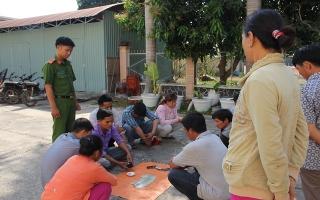 CA Tân Châu: Triệt xóa tụ điểm lắc tài xỉu