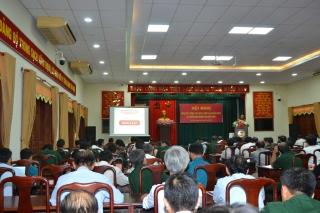 Tây Ninh: Tổng kết công tác quốc phòng địa phương 2018