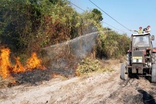 Cẩn trọng với nguy cơ cháy rừng