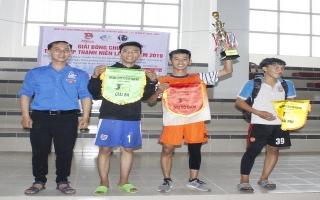 Hoà Thành: Tổ chức Giải bóng chuyền Cúp Thanh niên lần thứ I