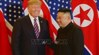 Tổng thống Mỹ sẵn sàng gặp lại Chủ tịch Triều Tiên