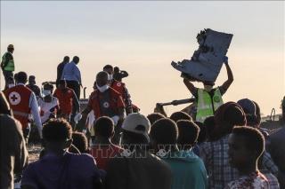 Vụ tai nạn máy bay Ethiopia: Công bố các tổ chức của LHQ có nhân viên thiệt mạng