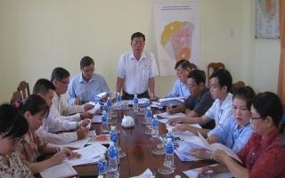 HĐND Tân Biên: Giám sát công tác quản lý nhà nước về VSATTP và bảo vệ môi trường
