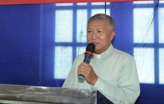 Bộ CHQS tỉnh: Họp mặt giao lưu với Uỷ ban Đoàn kết Công giáo