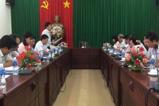 Đóng góp dự thảo văn kiện Đại hội MTTQVN huyện Hoà Thành