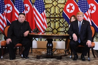 Hàn Quốc hỗ trợ khôi phục đối thoại Mỹ - Triều Tiên